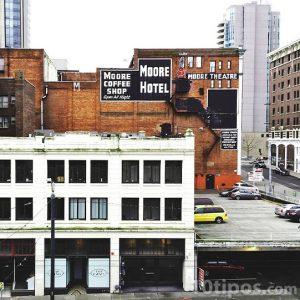 Hotel economico de cuidad