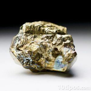 Oro en su forma natural