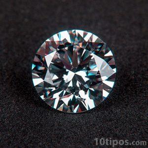 Acercamiento de diamante