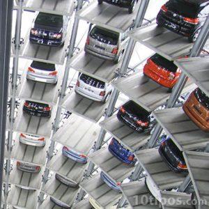 Estacionamiento de carros