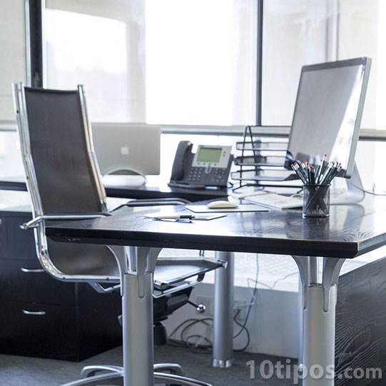 Tipos de oficina for Tipos de mobiliario de oficina
