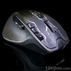 Ratón con muchos botones