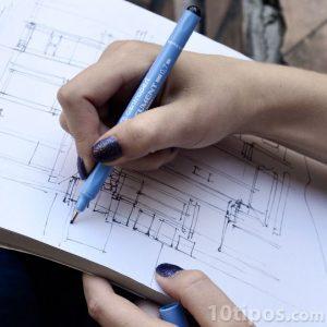 Diagrama hecho a mano