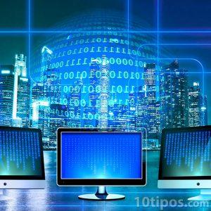 Computadoras conectadas a internet