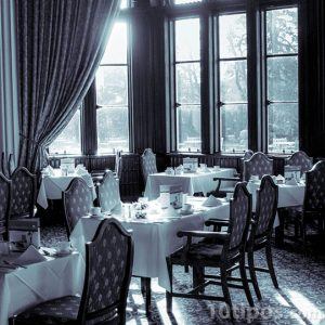 Restaurante clásico