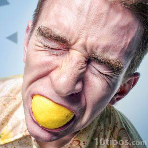 Limón muy acido