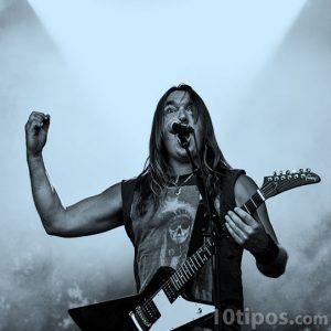 Músico de Heavy metal
