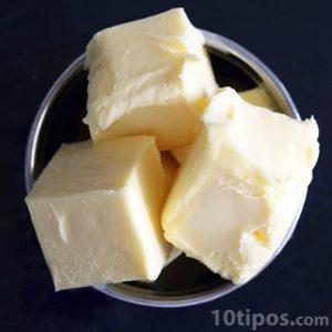 Cubos de mantequilla