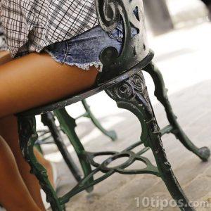 patas de la silla