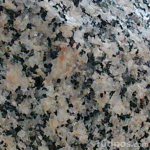 Acercamiento de roca con colores blancos y negros