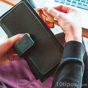 Pago con tarjeta bancaria
