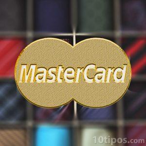 Master card con oro