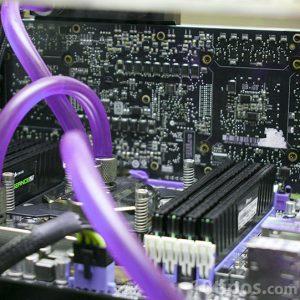 Interior de computador