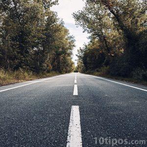 Carretera de 2 sentidos