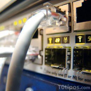 Switch en correcto funcionamiento