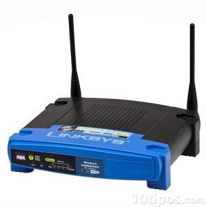 Antena para internet inalámbrico