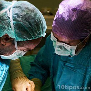 Doctores en cirugía