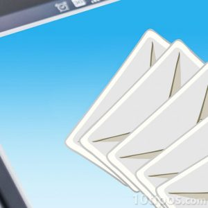 Diversidad de correos electrónicos