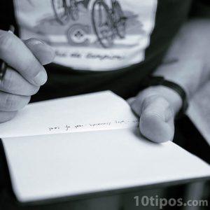 Libreta de notas rápidas