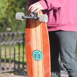 Tabla larga de skater