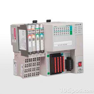 Controlador de variables electrónico