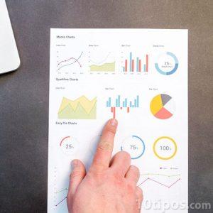 Presentación de gráficas