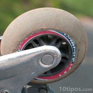 Detalle de rueda
