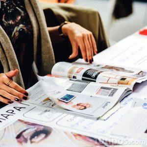 Revistas de moda para mujeres