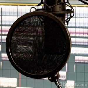 Consola de grabación