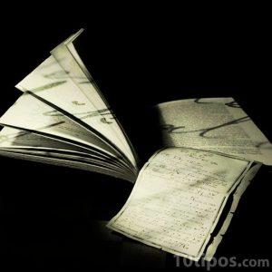 Variedad de escritos en verso