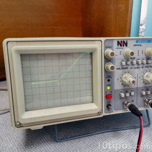 Medidor de ondas electrónicas